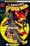 The Amazing Spider-Man - Człowiek Pająk - Inferno rozpoczyna się!! 10/1991 #016 - David Michelinie