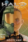 Halo: Fall of Reach - Boot Camp - Brian Reed, Felix Ruiz