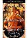 Masquerade of the Cursed King - Vanessa N. Gilfoy