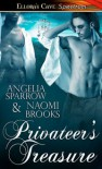 Privateer's Treasure - Angelia Sparrow, Naomi Brooks