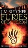 Furies of Calderon (Codex Alera #1) - Jim Butcher