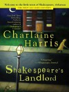 Shakespeare's Landlord - Charlaine Harris