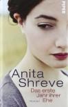 Das erste Jahr ihrer Ehe: Roman - Anita Shreve
