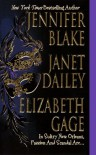 Unmasked: Love in Three-Quarter Time/The Taming of Katharina/Tapestry - Jennifer Blake, Elizabeth Gage, Janet Dailey