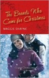 The Brands Who Came for Christmas  - Maggie Shayne