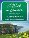 A Week in Summer - Maeve Binchy