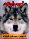 Wolves! Learn About Wolves and Enjoy Colorful Pictures - Look and Learn! (50+ Photos of Wolves) - Becky Wolff