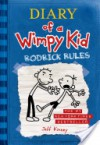 Diary of a Wimpy Kid: Rodrick Rules - 'Jeff Kinney'