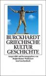 Griechische Kulturgeschichte - Jacob Burckhardt, Ralph-Rainer Wuthenow