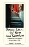 Auf Treu und Glauben - Donna Leon
