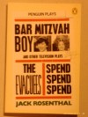 Bar Mitzvah Boy And Other Plays - Jack Rosenthal