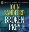Broken Prey (Lucas Davenport, #16) - Richard Ferrone, John Sandford