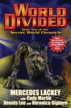 World Divided - Mercedes Lackey, Cody Martin, Dennis Lee