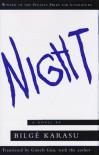 Night (Pegasus Prize for Literature) - Bilge Karasu
