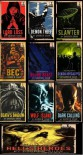 Darren Shan Demonata Collection: Thin Executioner, Demon Thief, Lord Loss, Slawter, Hell's Heroes, Dark Calling, Wolf Island, Death's Shadow And More - Darren Shan
