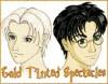 Gold Tinted Spectacles - beren
