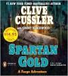 Spartan Gold - Richard Poe, Clive Cussler, Grant Blackwood