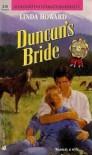 Duncan's Bride - Linda Howard