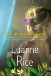 The Lemon Orchard (Wheeler Hardcover) - Luanne Rice