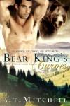 Bear King's Curves: A BBW Werebear Shifter Romance - A.T. Mitchell