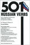 501 Russian Verbs - Thomas R. Beyer Jr.