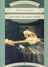 Spowiedź dziecięcia wieku - Alfred de Musset