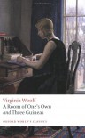 A Room of One's Own: And, Three Guineas (Oxford World's Classics) - Virginia Woolf, Susan Gubar