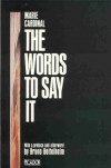 The words to Say it - Marie Cardinal
