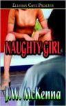 Naughty Girl - J.W. McKenna