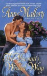 The Viscount's Wicked Ways - Anne Mallory