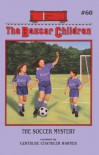 The Soccer Mystery (Turtleback School & Library Binding Edition) (Boxcar Children (Pb)) - Gertrude C. Warner