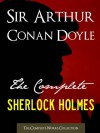 The Complete Sherlock Holmes and Tales of Terror and Mystery -  Arthur Conan Doyle