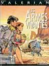 Les Armes vivantes - Pierre Christin, Jean-Claude Mézières