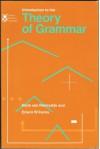 Introduction to the Theory of Grammar - Henk Van Riemsdijk, Edwin Williams