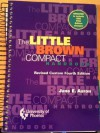 Little Brown Compact Handbook - Jane E. Aaron