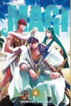 Magi: The Labyrinth of Magic, Vol. 4 - Ohtaka Shinobu