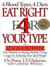 Eat Right 4 Your Type - Peter J. D'Adamo