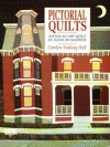 Pictorial Quilts/Stitch an Art Quilt by Hand or Machine (Contemporary quilting) - Carolyn Vosburg Hall