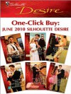 One-Click Buy: June 2010 Silhouette Desire - Day Leclaire, Katherine Garbera, Yvonne Lindsay, Maxine Sullivan