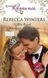 The Royal Marriage Arrangement - Rebecca Winters