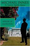 Appleby At Allington - Michael Innes