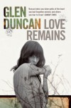 Love Remains - Glen Duncan
