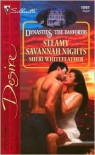 Steamy Savannah Nights - Sheri Whitefeather