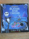 Tim Burton's Nightmare Before Christmas: A Super Pop-Up Book - Tim Burton