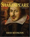 The Complete Works of Shakespeare - David M. Bevington, William Shakespeare