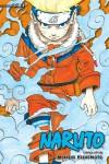 Naruto (3-in-1 Edition), Vol. 1: Includes vols. 1, 2 & 3 - Masashi Kishimoto