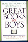 Great Books for Boys - Kathleen Odean
