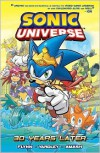 Sonic Universe 2: 30 Years Later - Ian Flynn, Sonic Scribes