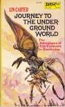 Journey to the Underground World - Lin Carter, Josh Kirby