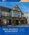 Small Business Management: A Planning Approach - Joel Corman, Lori Pennel, Robert N. Lussier